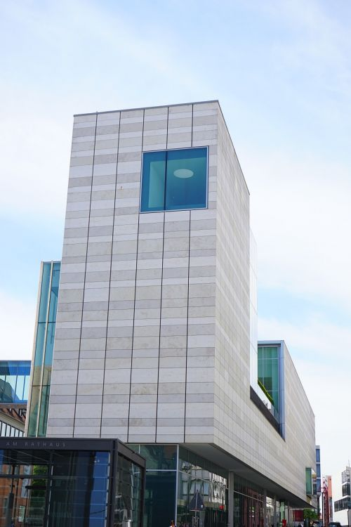 ulm kunsthalle new center