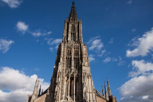 ulm cathedral architecture building