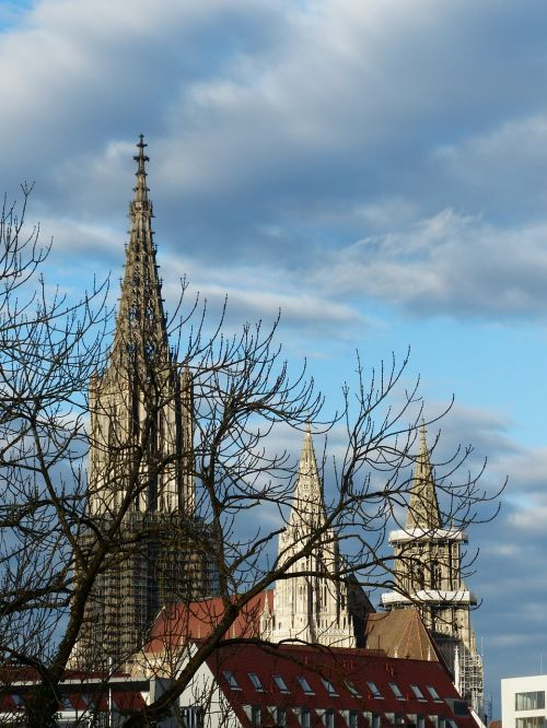 ulm cathedral münster steeple
