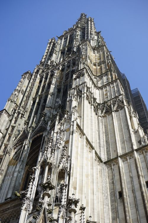ulm cathedral tower supervision