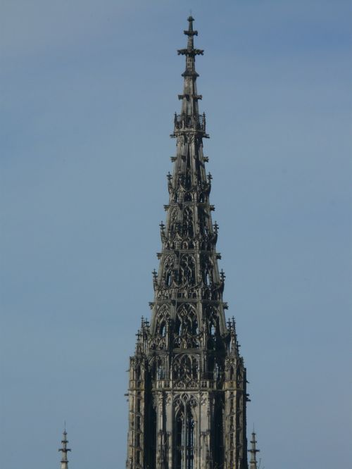 ulm cathedral great steeple