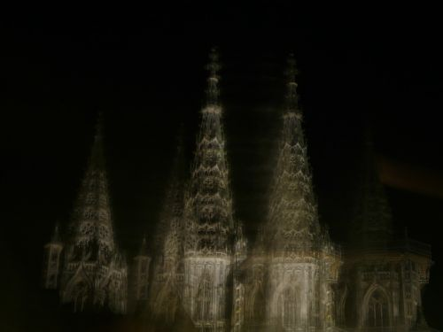 ulm cathedral wobbles spooky
