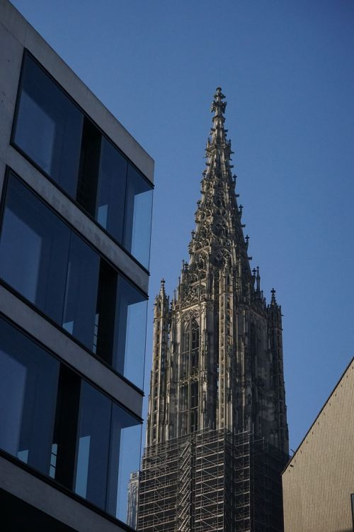 ulmer münster building