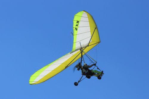 ultra-light fly motorflug