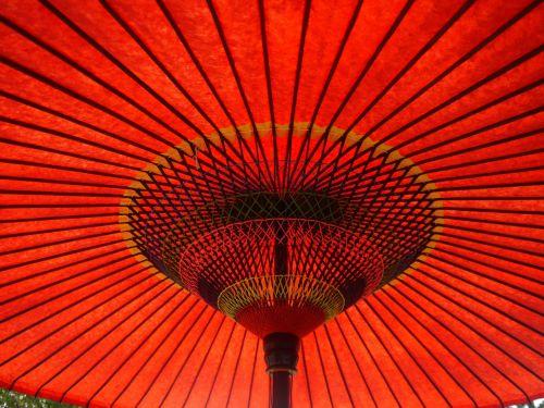 umbrella radiation art