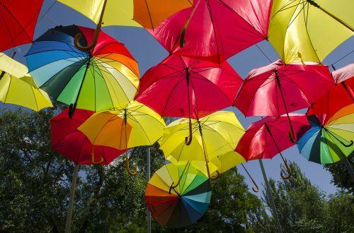 umbrella umbrellas colors