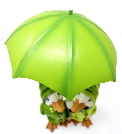 umbrella ducks figure