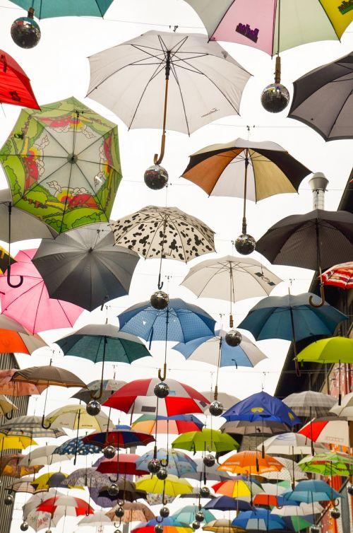 umbrella protection screens