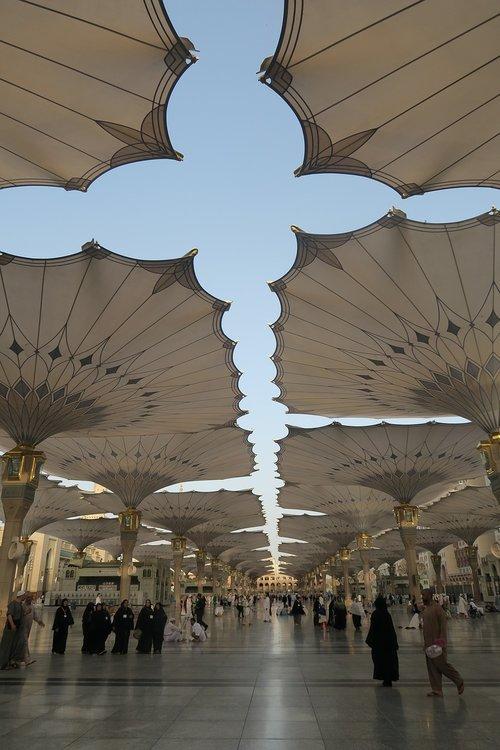 umbrella  travel  architecture
