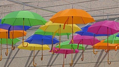 umbrella  protection  fun
