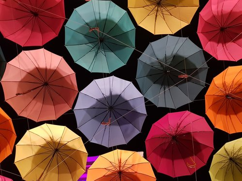 umbrella  pattern  non