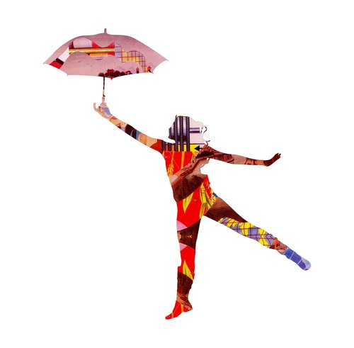 umbrella  brolly  woman