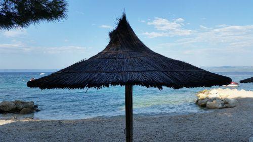 umbrella beach umbrella summer