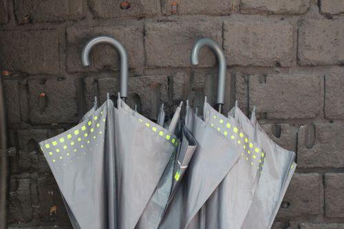 umbrellas 2 wall