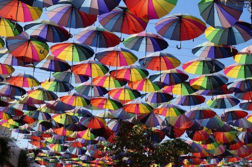 umbrellas umbrella alley