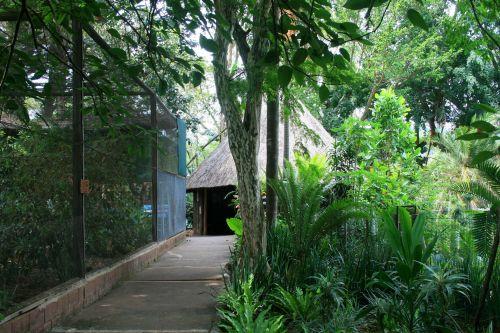 Umgeni Bird Park Aviary & Garden