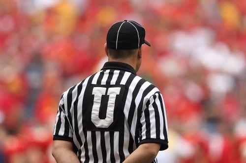 umpire football american football