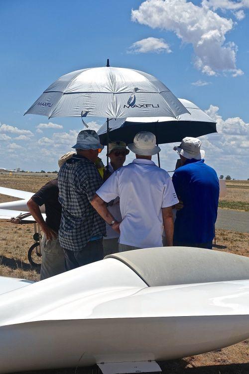 unbrella shade discussion
