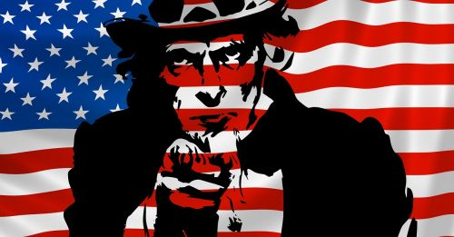 uncle sam america patriotic