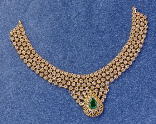 uncut diamond jewellery emeralds diamonds