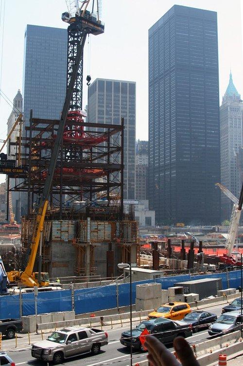 under construction  steel  structure