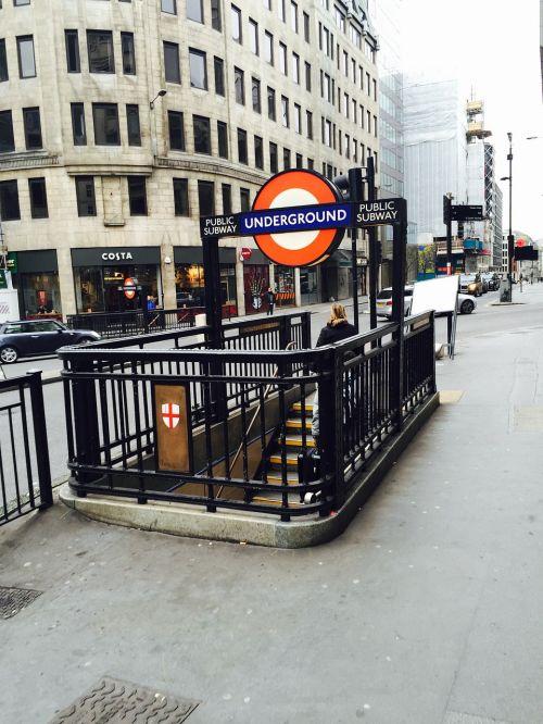underground london transport