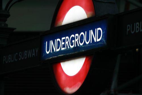 underground london england