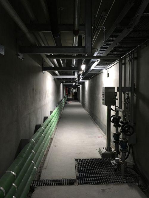 underground the darkness fear