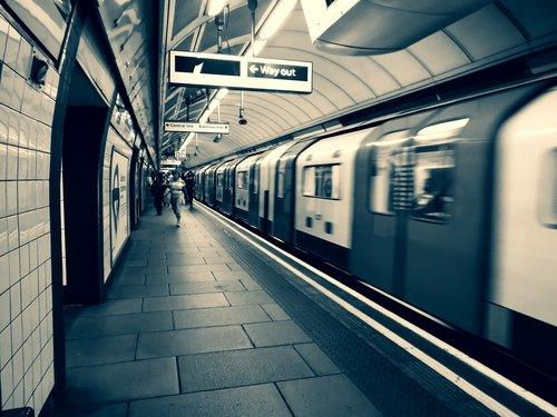 underground  station  travel