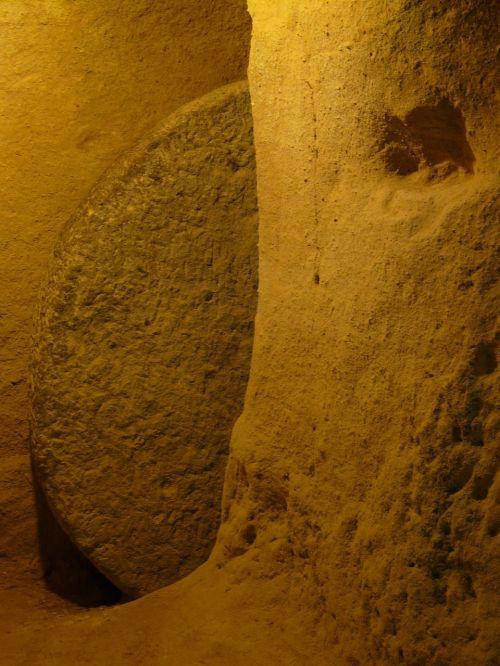 underground city verchlussstein