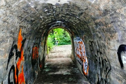 underground bunker tunnel