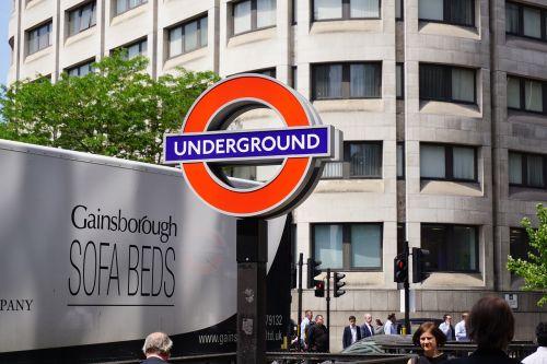 underground london metro