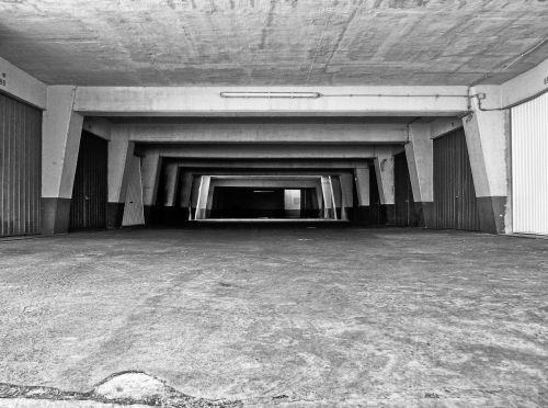 underground car park auto gateway