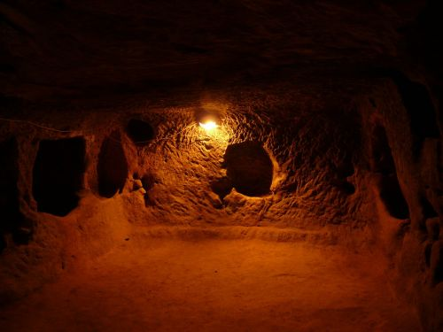 underground city turkey underground