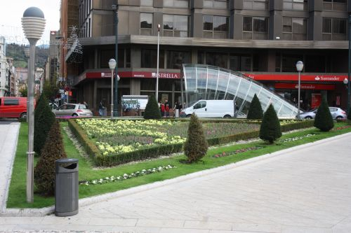 Underground Of Bilbao