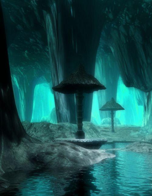 Underground Pool