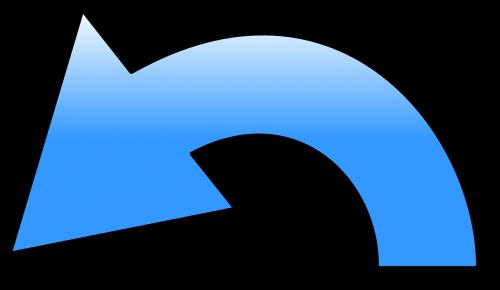 undo symbol arrow