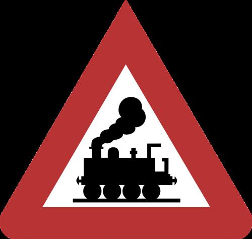ungarded level crossing railway danger