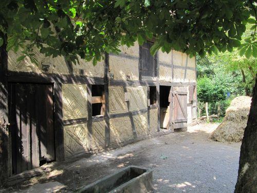 ungersheim ecomuseum truss alsace