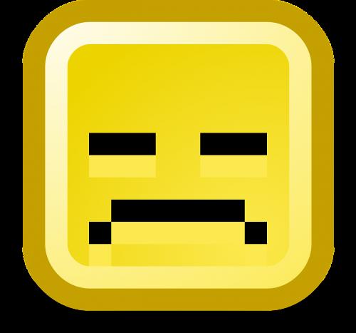 unhappy sad smiley