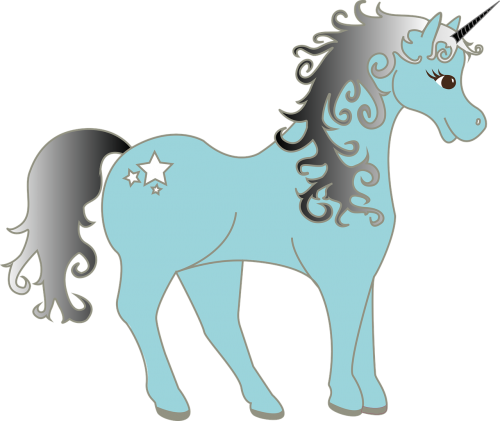 unicorn mythical creatures mythical animal