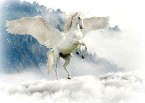 unicorn mythical creatures fairy tales