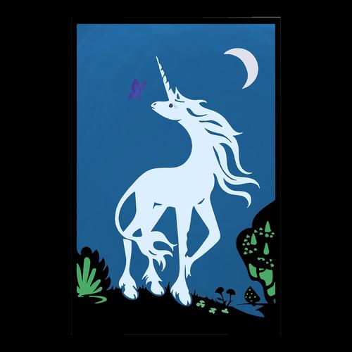 unicorn  tarot card  unicorn tarot