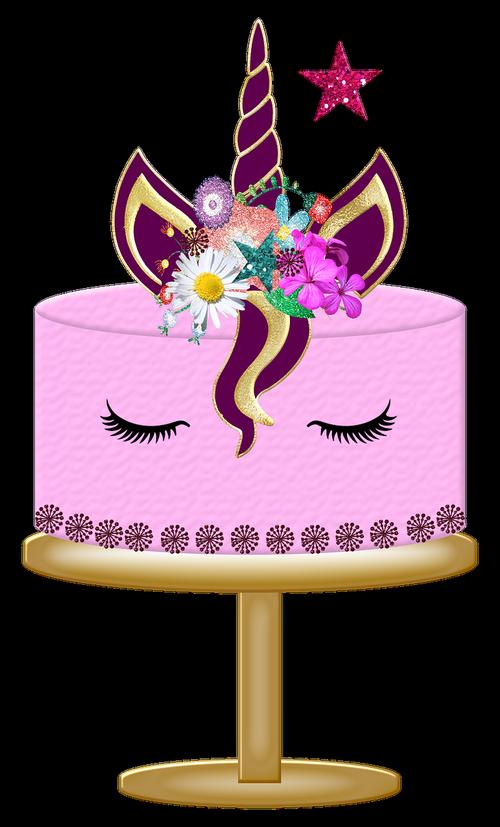 unicorn cake  pink  unicorn