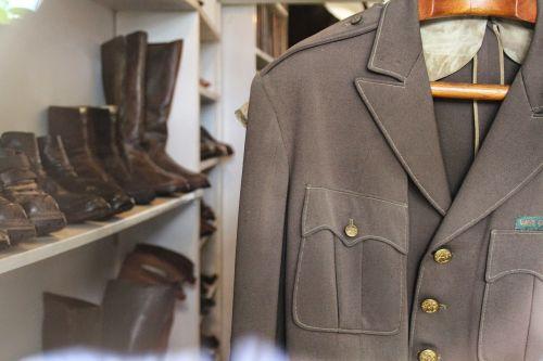 uniform military hemingway