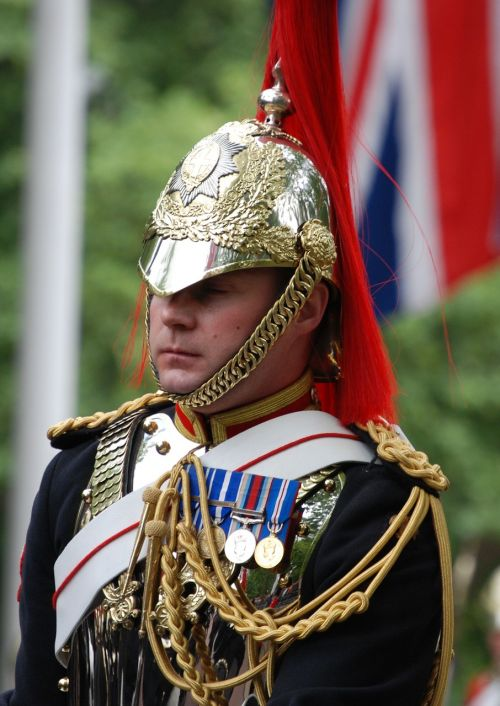 uniform household cavalry