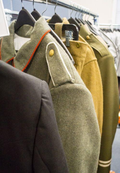 uniforms military world war 1