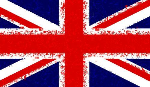 union jack london flag