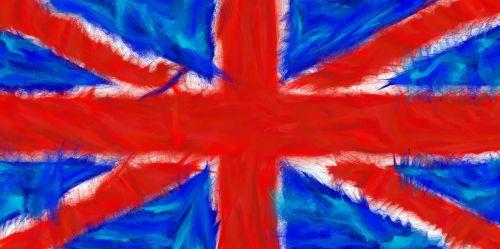 Union Jack Grunge Flag