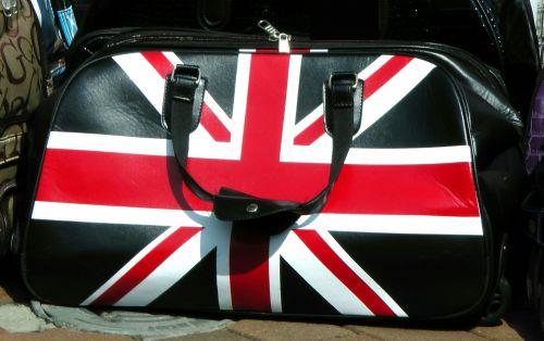 Union Jack Holdall Bag